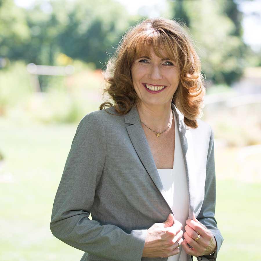 Christina Müller Friedrich - Über mich
